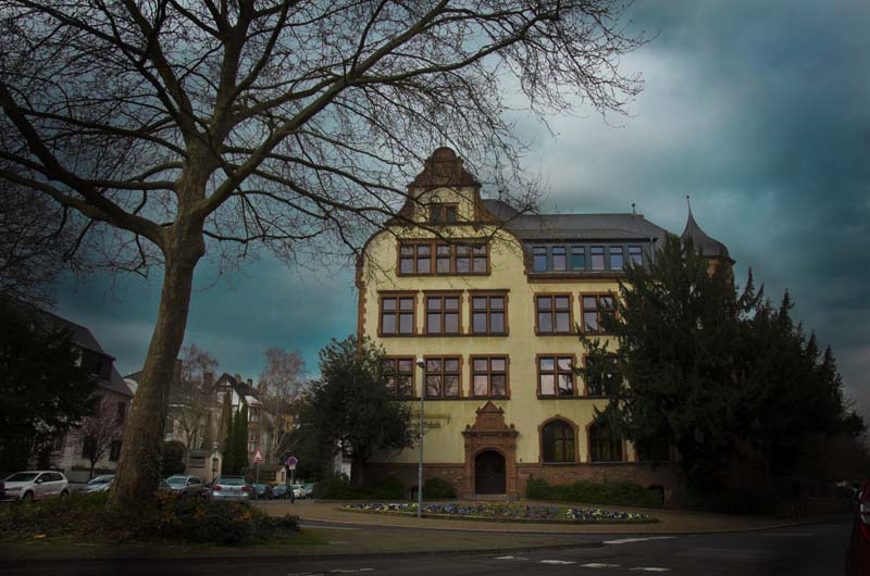 Westend schule Worms
