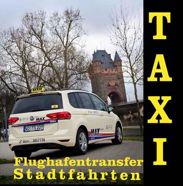 Flughafentranser/Stadtfahrten mit Taxi